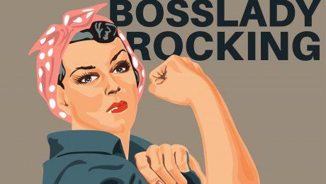 Ganadora del Concurso Bosslady Rocking